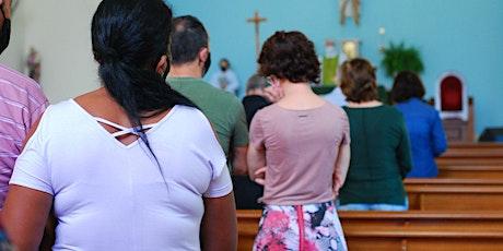 Missa Dom 31/01 - 19h - Capela Sant'Ana ingressos
