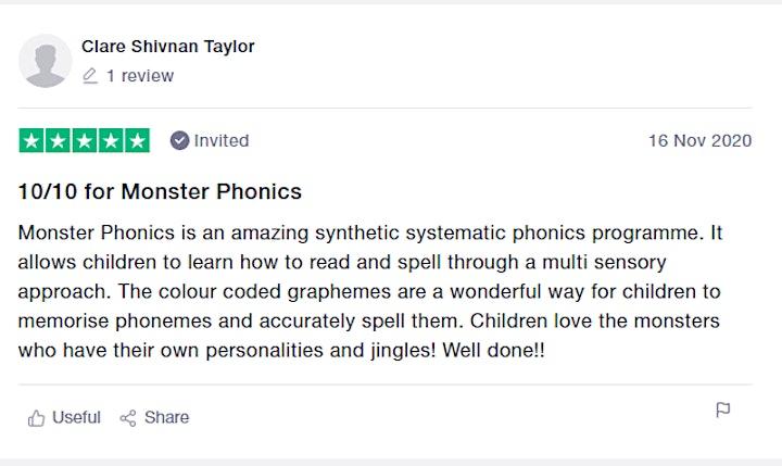 School Webinar 2: How Monster Phonics Improves Engagement & Results image