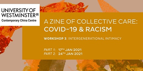 A Zine of Collective Care: Covid-19 and Racism (3) tickets