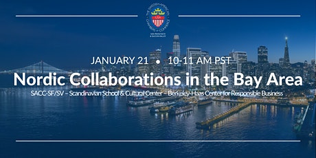 SACC-SF/SV: Nordic Collaborations in the Bay Area tickets
