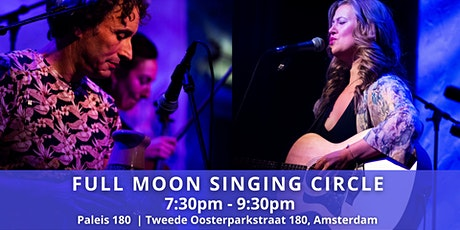 March Full Moon Singing Circle with Leonie Bos & Terence Samson tickets
