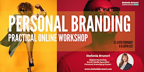 PERSONAL BRANDING for career oriented professionals, consultants & coaches tickets