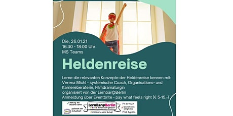 Heldenreise Tickets