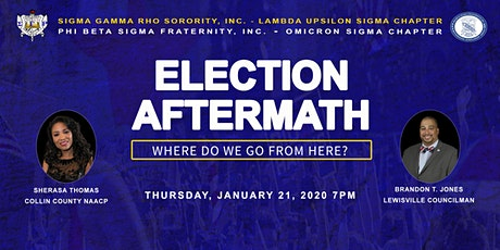 Election Aftermath: Where Do We Go From Here tickets