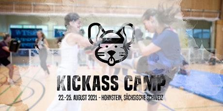 Kickass Camp - Sächsische Schweiz 2021 Tickets