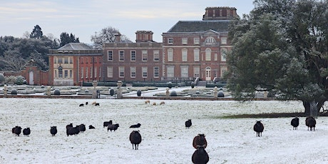 Timed entry to Wimpole Estate (11 Jan - 17 Jan) tickets