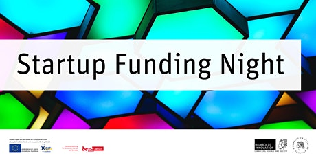 Startup Funding Night Tickets