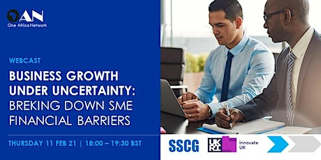 Business Growth Under Uncertainty: Breaking Down SME Financial Barriers tickets