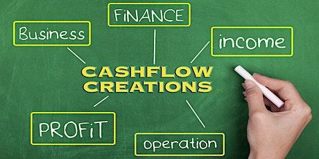Copy of Cashflow Creation tickets