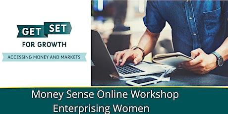 Money Sense Workshop tickets