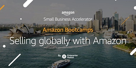 Amazon Bootcamp: Selling globally with Amazon tickets