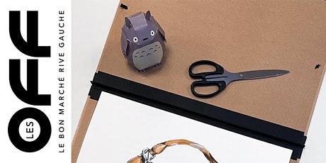 Les OFF: Atelier origami Loewe x Mon Voisin Totoro billets