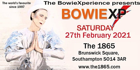 The Bowie Experience tickets