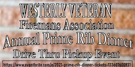 2021 Prime Rib Dinner tickets