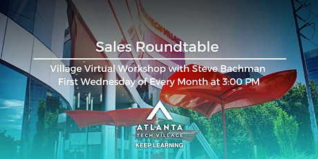 Sales Roundtable tickets
