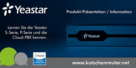 Yeastar Produktvorstellung S-Serie / P-Serie / Cloud-PBX Tickets