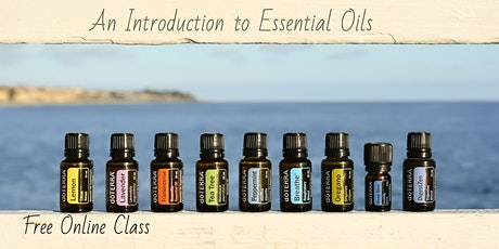 Introduction to dōTERRA essential oils tickets