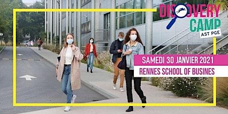 Discovery Camp Programme Grande Ecole - 100% concours Tremplin [A DISTANCE] billets