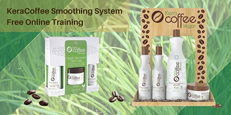 KeraCoffee  Smoothing System by BEOX Professional - Free Online Training tickets