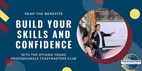 Open House - Networking & Public Speaking for Young Professionals tickets