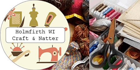 Holmfirth WI: Virtual Craft and Natter tickets