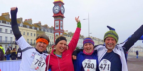 Weymouth Half Marathon 2021 tickets