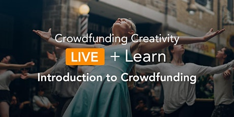 Creative Scotland Crowdmatch LIVE + Learn: Introduction to Crowdfunding tickets