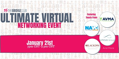 The Ultimate Virtual Networking Event