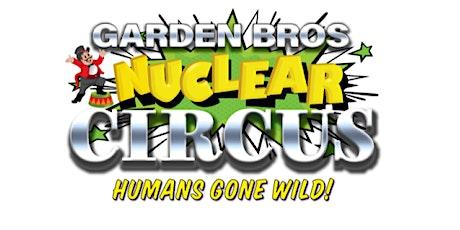 Garden Bros Circus Oxford tickets