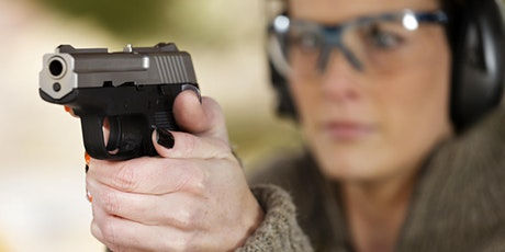 Intro to Pistol + Conceal Carry Certification CLASS tickets