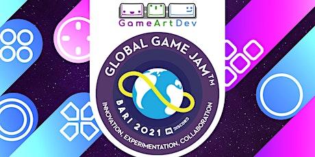 Global Game Jam 2021 Bari @Discord biglietti