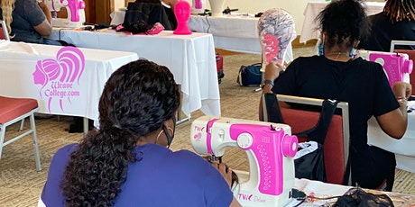 Port St Lucie, Fl | Lace Front Wig Making Class with Sewing Machine tickets