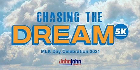 Chasing The Dream 5k tickets