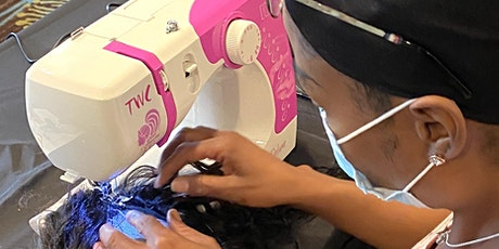 Port St Lucie, Fl | Enclosed Wig or U-Part Wig Making Class Sewing Machine tickets