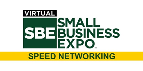 Small Business Expo // Speed Networking tickets