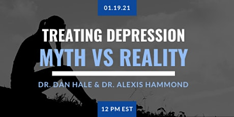 Treating Depression: Myth vs. Reality tickets