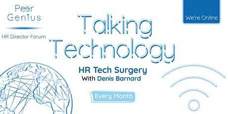 Talking HR Technology Webinar with Denis Barnard tickets