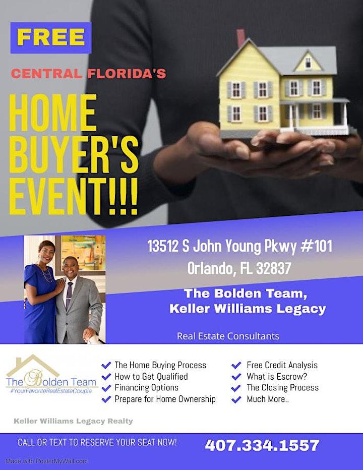 Home Buyers Seminar image