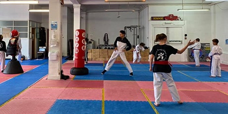 Tuesday/Thursday: Beginner Children's Taekwondo (Face-to-Face Classes) tickets
