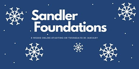 START 2021 STRONG with Sandler Foundations tickets