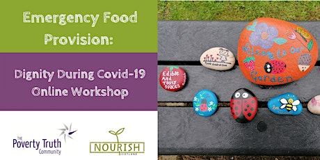 Relaunching: Emergency Food Provision - Dignity During COVID-19 tickets