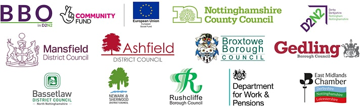 RECRUITING TALENT in Nottinghamshire goes virtual - 17/3/21 image