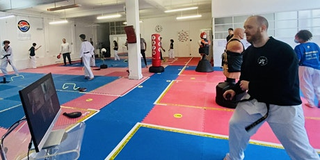 Tuesday/Thursday: Mixed Ability Adults and Advanced Children Taekwondo tickets