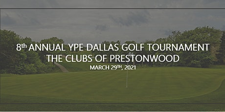 Dallas YPE 2021 Golf Tournament tickets