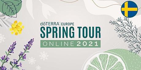 dōTERRA  Spring Tour Online 2021 - Sweden biljetter