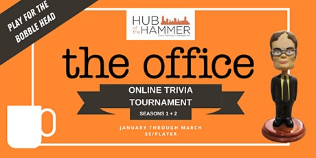 The Office Trivia Tournament - Seasons 1 + 2 tickets