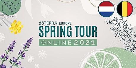 dōTERRA Spring Tour Online 2021 - Netherlands / Belgium tickets
