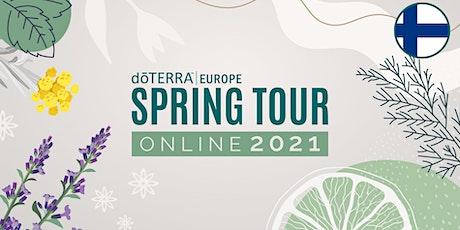 dōTERRA Spring Tour Online 2021 - Finland Tickets