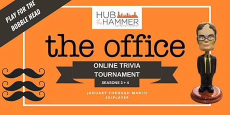The Office Trivia Tournament - Seasons 3 + 4 tickets