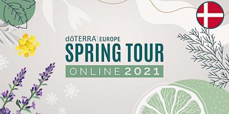 dōTERRA Spring Tour Online 2021 - Denmark Tickets